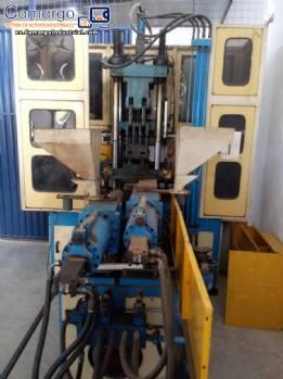 Máquina de moldeo por inyección de plástico Bras Injet
