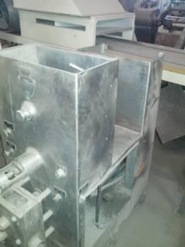 Desarrollador de pulpa de mezcladores industriales