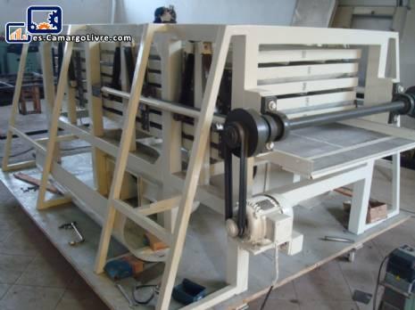 Trabato corta pasta con capacidad de 300 kgs/hora