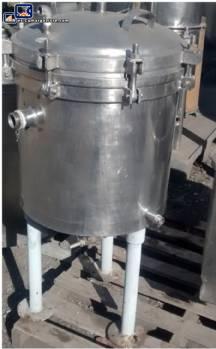 Sparkler filtro de acero inoxidable