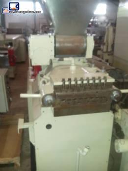 Máquina de extrusión de goma de mascar 8 línea