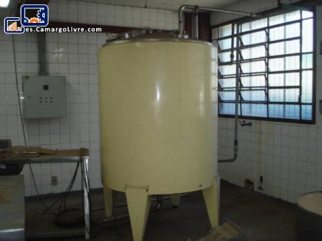 tanque de 1800 litros