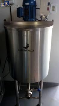 Tank mixer Lupafrio
