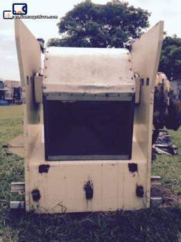 Mezcladora industrial con capacidad de 500 kg