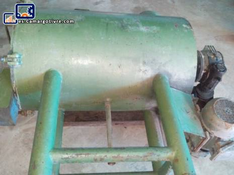 Viaje refrigerador/Mitto mezclador en acero inoxidable