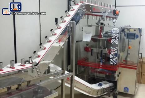Máquina de embalaje verticales Maqinox SPK 250