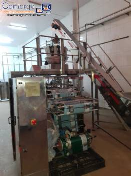 Máquina de llenado Maqinox