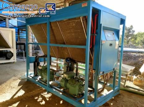 Enfriador industrial 150.000 Kcal Qualiterme