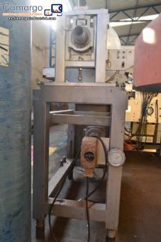 Rodillo de calibración para barras de cereales y productos de mantilla Sollich