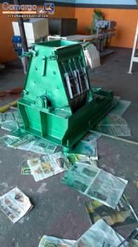 Molino de martillos industriales Vieira