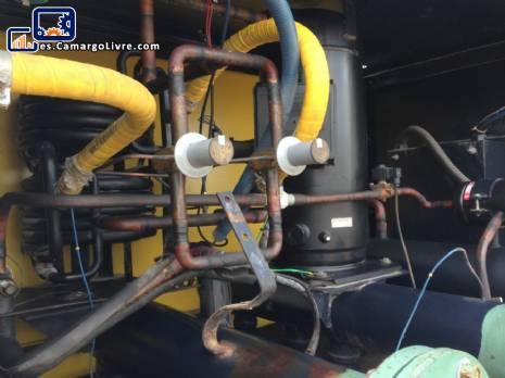 Metalplan secador de aire
