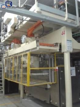 Línea completa Braibanti para la producción de pasta corta
