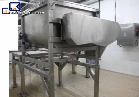 Mezclador de crema monobloque