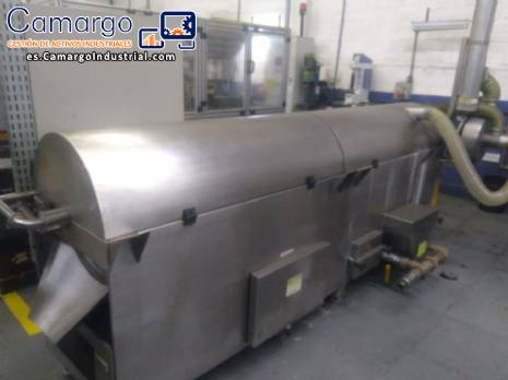 Lavadora de piezas Rolemaq